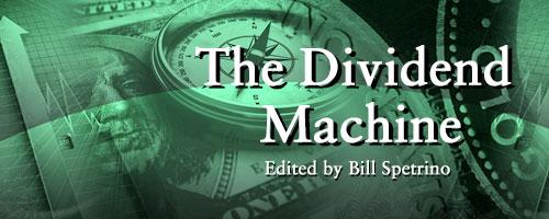 bill spetrino dividend machine