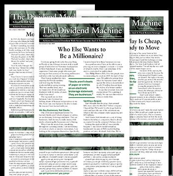 dividend machine newsletter